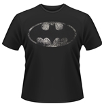 Dc Originals T-shirt Batman Distressed Logo