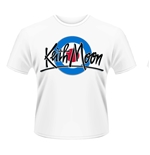 Keith Moon T-shirt Mod Logo