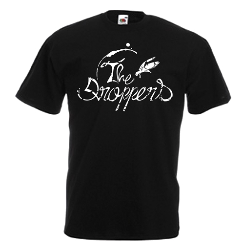Transfer Printed T-shirt - The Droppers