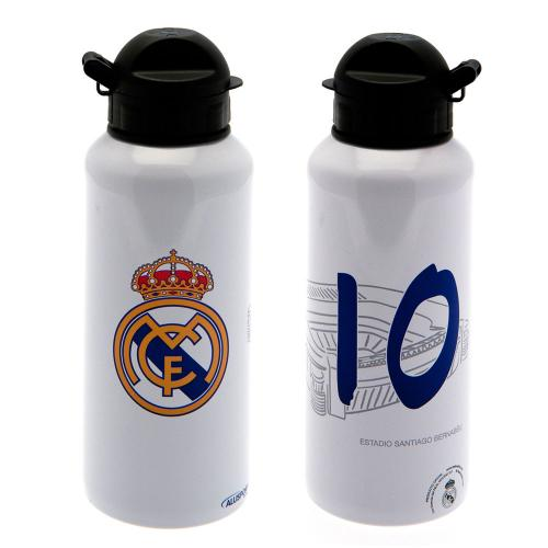 Real Madrid F.C. Aluminium Drinks Bottle James