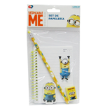 Despicable Me 2 4-Piece Stationery Set