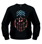 Sons Of Anarchy Sweatshirt Skull