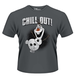 Frozen T-shirt Olaf Chill Out