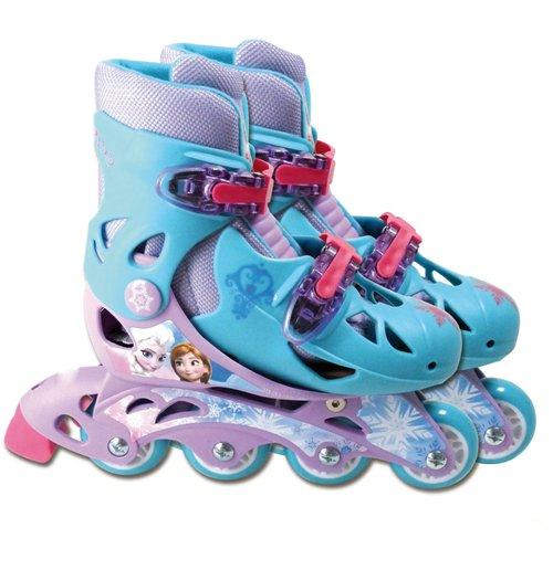 Buy Official DISNEY Frozen Inline Roller Skates (30 - 33) 122d4e0bf3df8