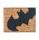 Batman Wallet Cork Bifold