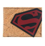 Superman Wallet Cork Bifold