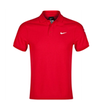 2014-15 Man Utd Nike Core Polo Shirt (Red)