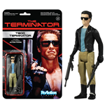 Terminator ReAction Action Figure T-800 10 cm