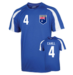 Australia Sports Training Jersey (cahill 4) - Kids