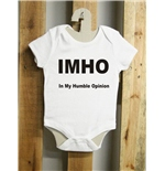 Nerd dictionary Baby Bodysuit 129258