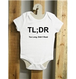 Nerd dictionary Baby Bodysuit 129346