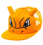 POKEMON Charizard Orange Trucker Hat