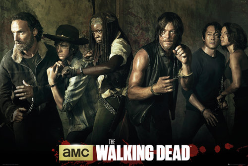 The Walking Dead Season 5 Maxi Poster