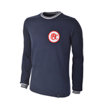 Dundee F.C. 1970/71 Long Sleeve Retro Shirt 100% cotton