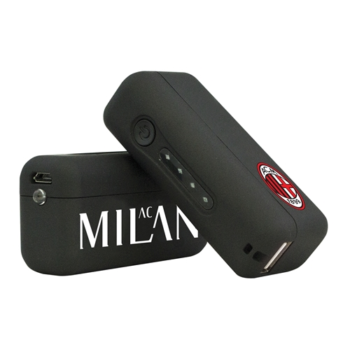 AC Milan 2600 MAH Powerbank