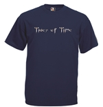 Transfer Printed T-shirt - Tides Of Time