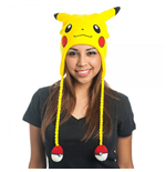 POKEMON Yellow Pikachu Laplander Hat