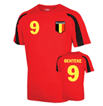 Belgium Sports Training Jersey (benteke 9) - Kids