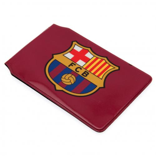F.C. Barcelona Travel Card Wallet CR