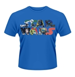 Star Wars T-shirt Comic Logo
