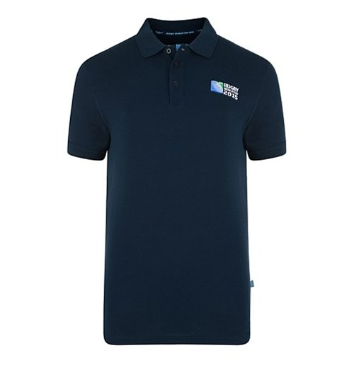 England rwc 2015 no 8 plain polo shirt navy for only 7 for Plain navy polo shirts