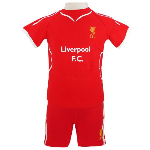 Liverpool F.C. Shirt & Short Set 9/12 mths SW