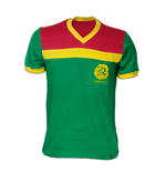 Cameroon 1989 Short Sleeve Retro Shirt
