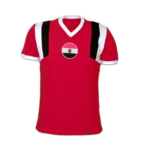 Egypt 1980's Short Sleeve Retro Shirt