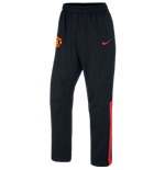 2014-2015 Man Utd Nike Woven Pants (Black-Red)