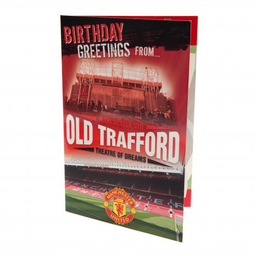 Manchester United FC Gift Cards