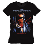 Terminator T-Shirt No Pity No Pain No Fear