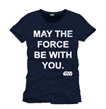 Star Wars T-Shirt May The Force