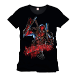 Deadpool T-Shirt Bloody Attack