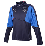 2015-2016 Italy Puma Stadium Top (Navy) - Kids