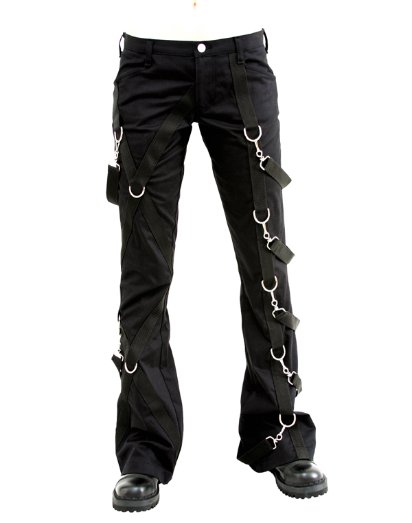 Aderlass Cross Pants Denim