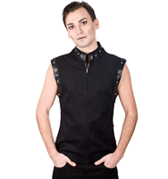 Aderlass Rockstar Vest Denim
