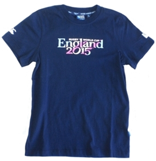 Official Rugby World Cup 2015 T-shirt 131724: Buy Online