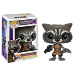 Guardians of the Galaxy POP! Vinyl Figure Rocket Raccoon 10 cm