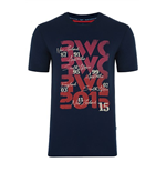 RWC 2015 Rugby Winners Tee (Navy)