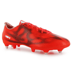 adidas F10 SG Mens Football Boots (Red-White-Black)