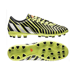 adidas Predator Absolado Instinct AG Football Boots (Yellow-White-Grey)