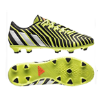 adidas Predator Absolado Instinct FG Football Boots (Yellow-White-Grey)