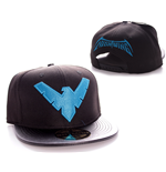 Batman Adjustable Cap Nightwing Logo
