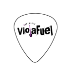 "Fender ""Medium"" Guitar Pick - Violafuel"