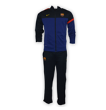 2012-13 Barcelona Nike Woven Tracksuit (Purple) - Kids