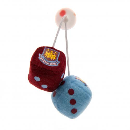 West Ham United F.C. Furry Dice