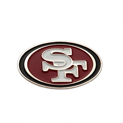San Francso 49ers Badge