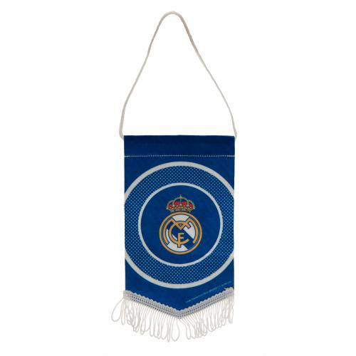 Real Madrid F.C. Mini Pennant