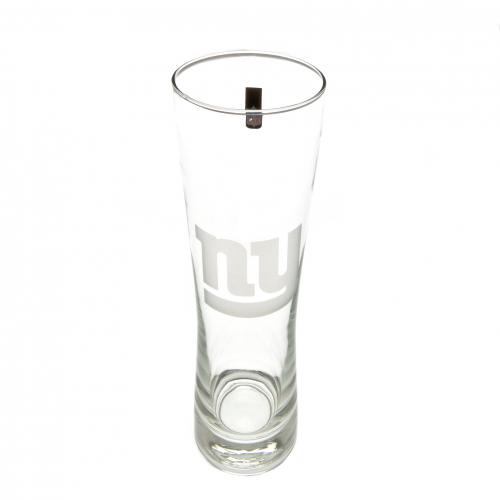 New York Giants Tall Beer Glass