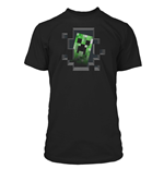 Minecraft Premium T-Shirt Creeper Inside